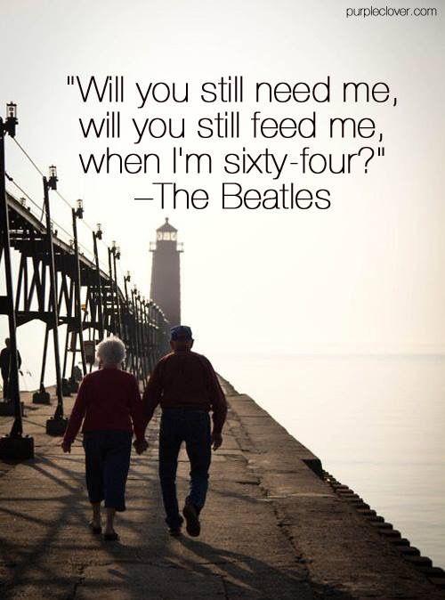 My Dad S Absolute Favorite Beatles Lyrics Beatles Quotes Beatles Love