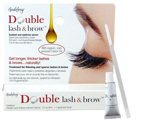 About the Product - 6 week nighttime treatment - All natural ingredients, no side effects - Strengthens lash and brow cuticles - Encourages eyelash growth - thickens and conditions lashes and brows
