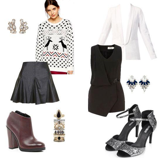vous serez plut t casual ou classique pour le r veillon de no l vous mode femme pinterest. Black Bedroom Furniture Sets. Home Design Ideas