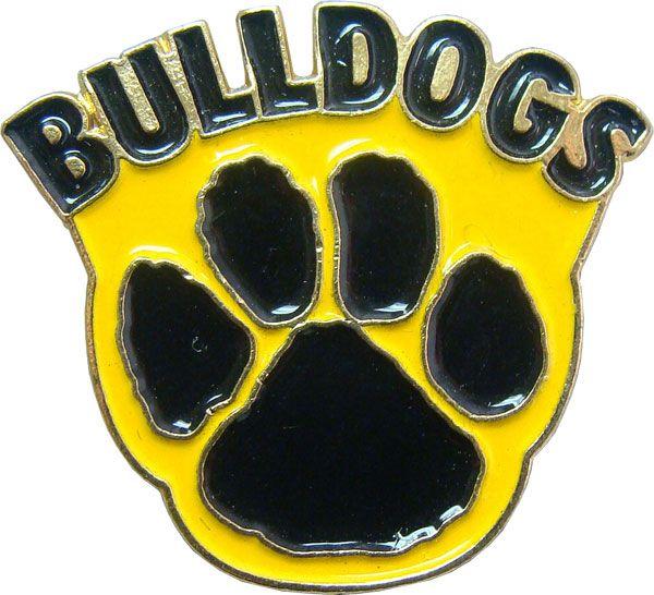 bulldog paw print - Google Search