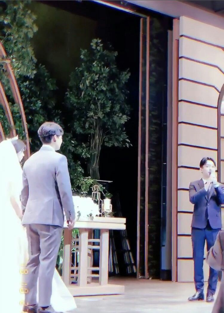 191027 Chen At His His Brother Wedding Chen Pics Exo Chen