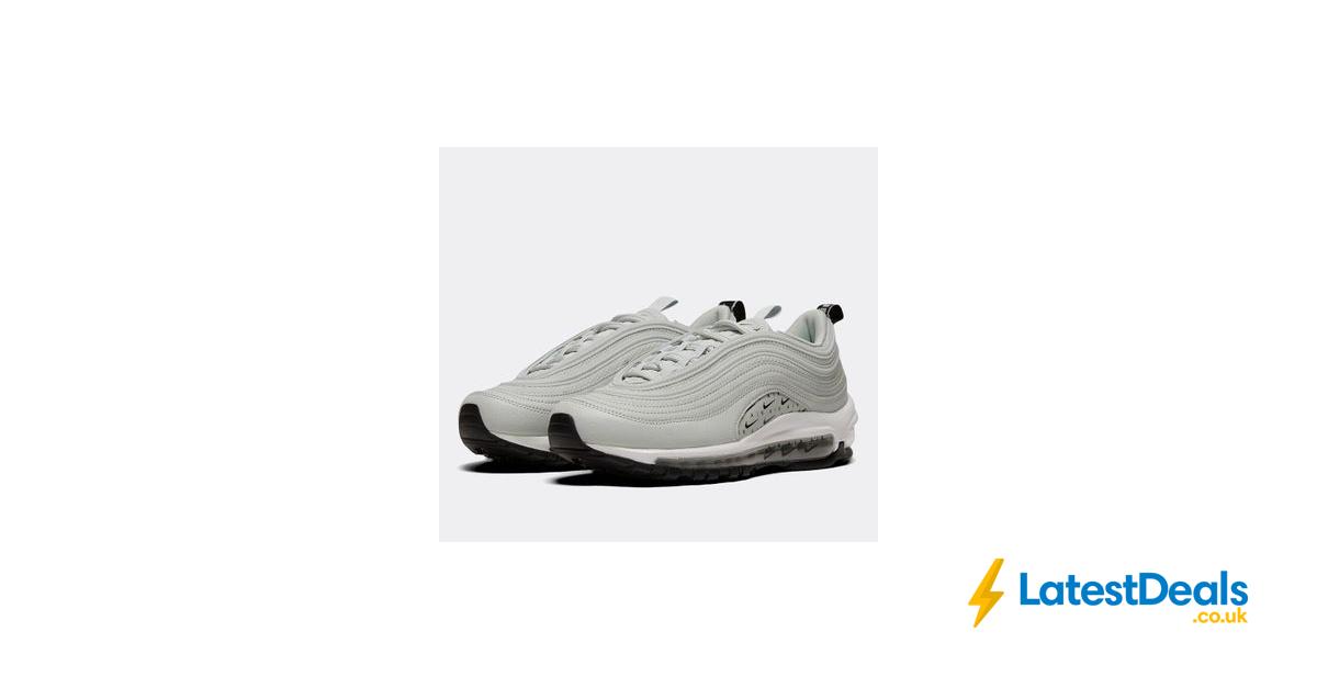 Nike Womens Air Max 97 LX Trainer Light Silver   Light Silver Sizes 3   5 a217dfd7d39e
