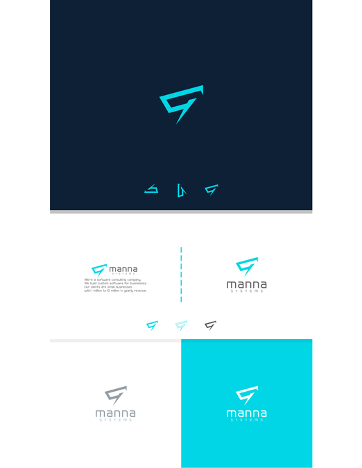 Create An Awesome Logo For A Cool Software Consulting Company By Asanie Business Cards Creative Business Card Design Cool Logo