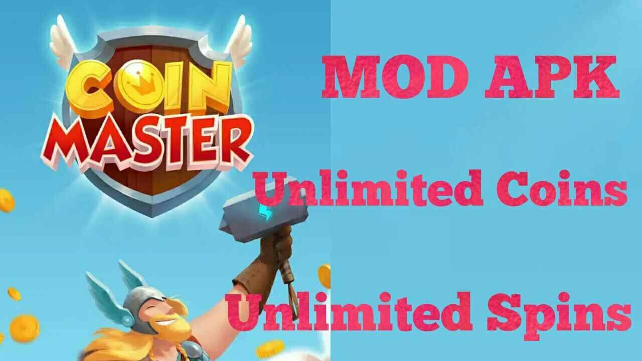 Download Coin Master Mod Apk Version For Android With