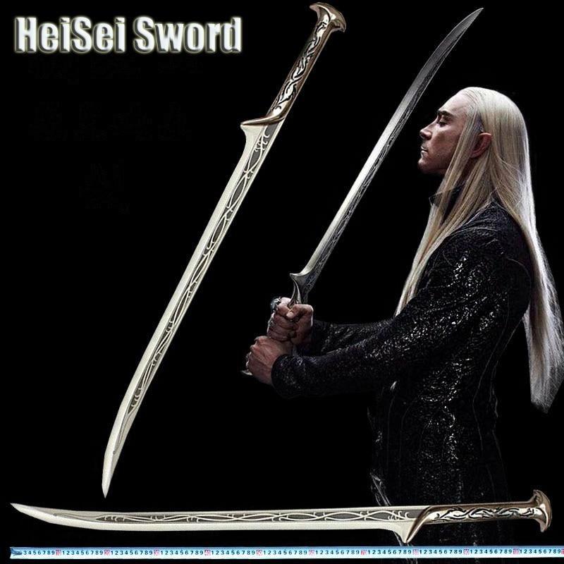 Sword Of Thranduil From The Hobbit Replica