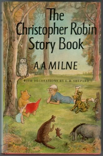 The Christopher Robin Storybook