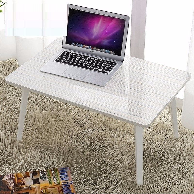 Bsdt Yst Simple Notebook Comter Desk With Folding Bed Dormitory
