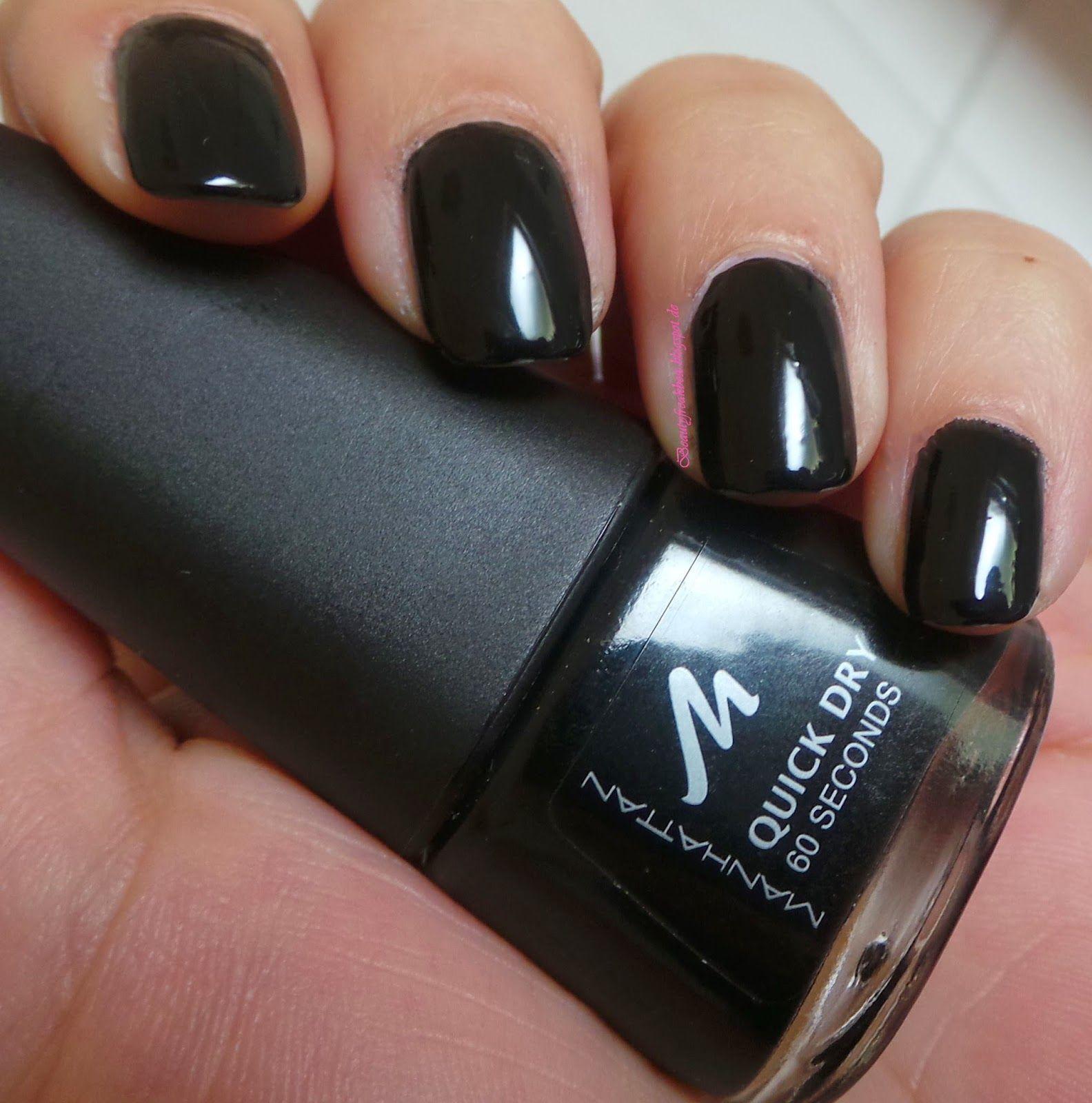 Beauty Freak Box: Manhattan quick dry 60 Seconds Nagellack - 1010N ...