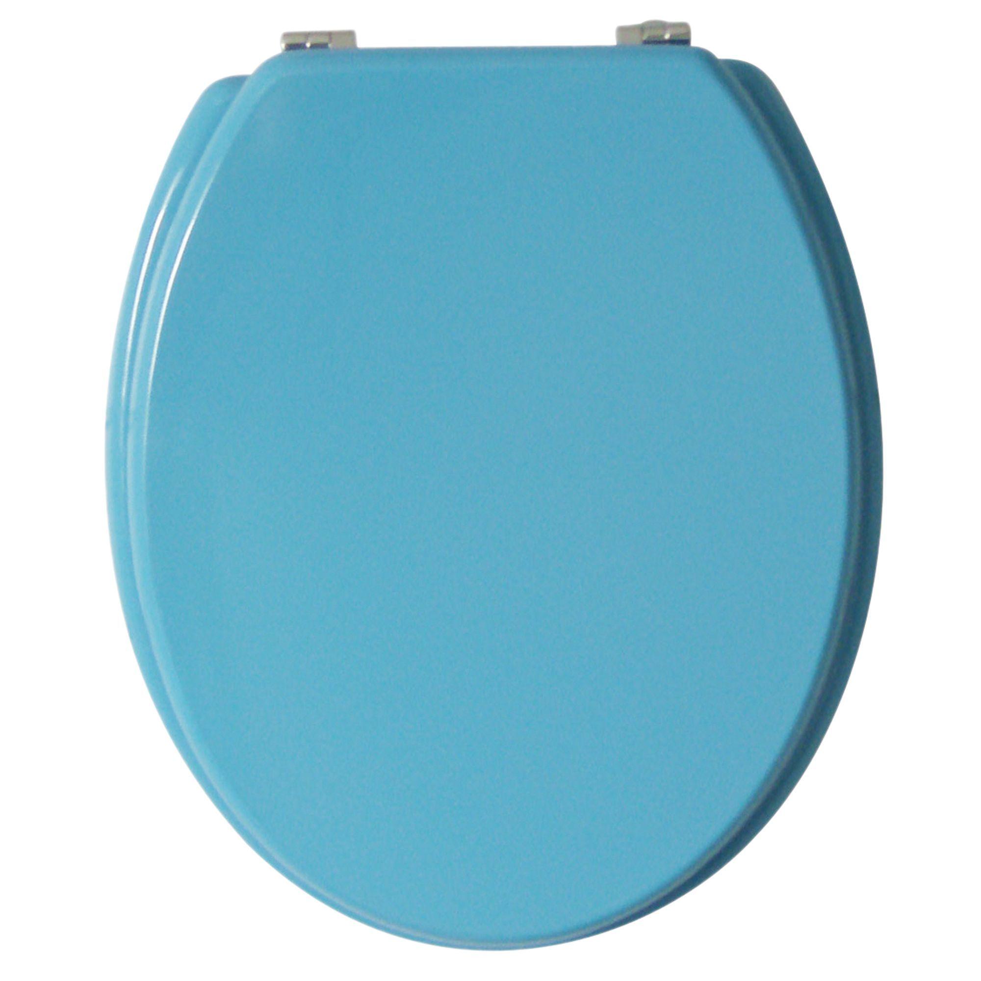 Cooke Lewis Bailey Blue Toilet Seat En Suite Pinterest Blue