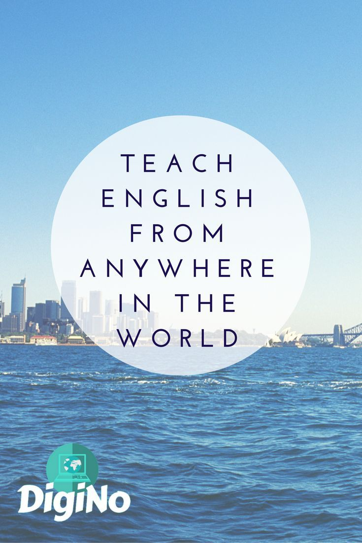 Teach English from anywhere in the world. Become an online ESL ...