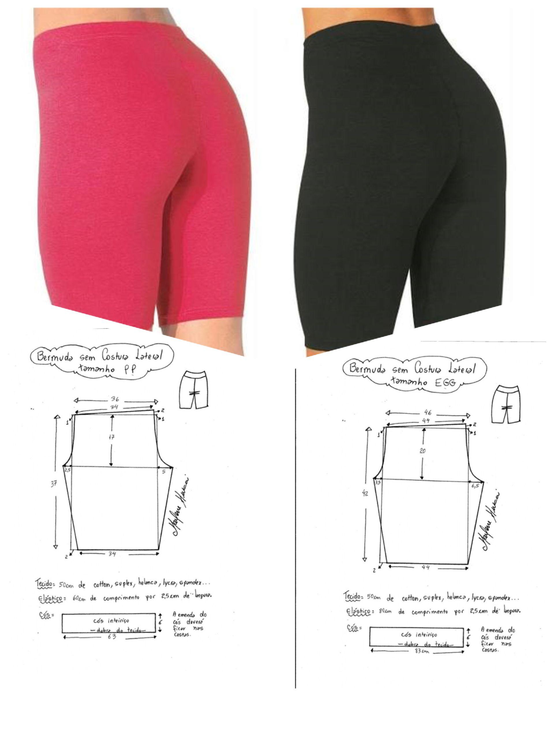 Pin de Mery Ramirez Galarza en lenceria | Pinterest | Sewing pants ...