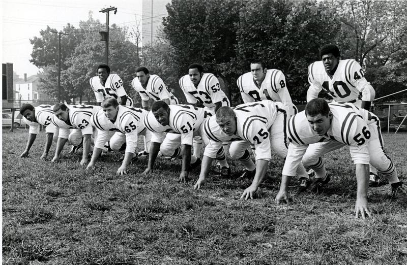 Marshall 1969 football team Marshall university