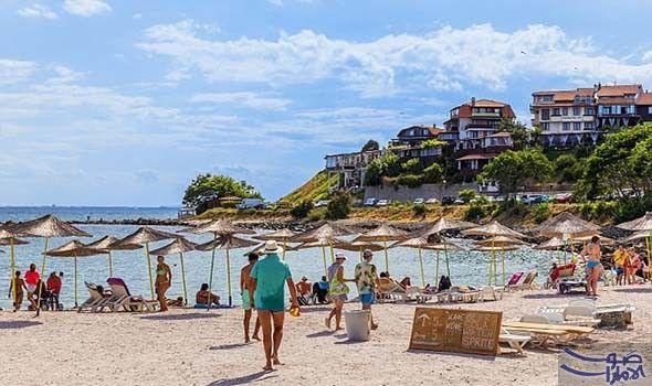 منتجع البحر الأسود البلغاري يعتبر من الأماكن الأقل تكلفة في أوروبا يشتهر منتجع البحر الأسود البلغاري بانخفاض الأسعار ويعتبر م Sea Resort Bulgaria Sunny Beach
