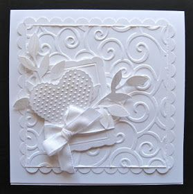 distINKtive STAMPING designs with Ann Craig : Wedding Card Stamp A Stack Class