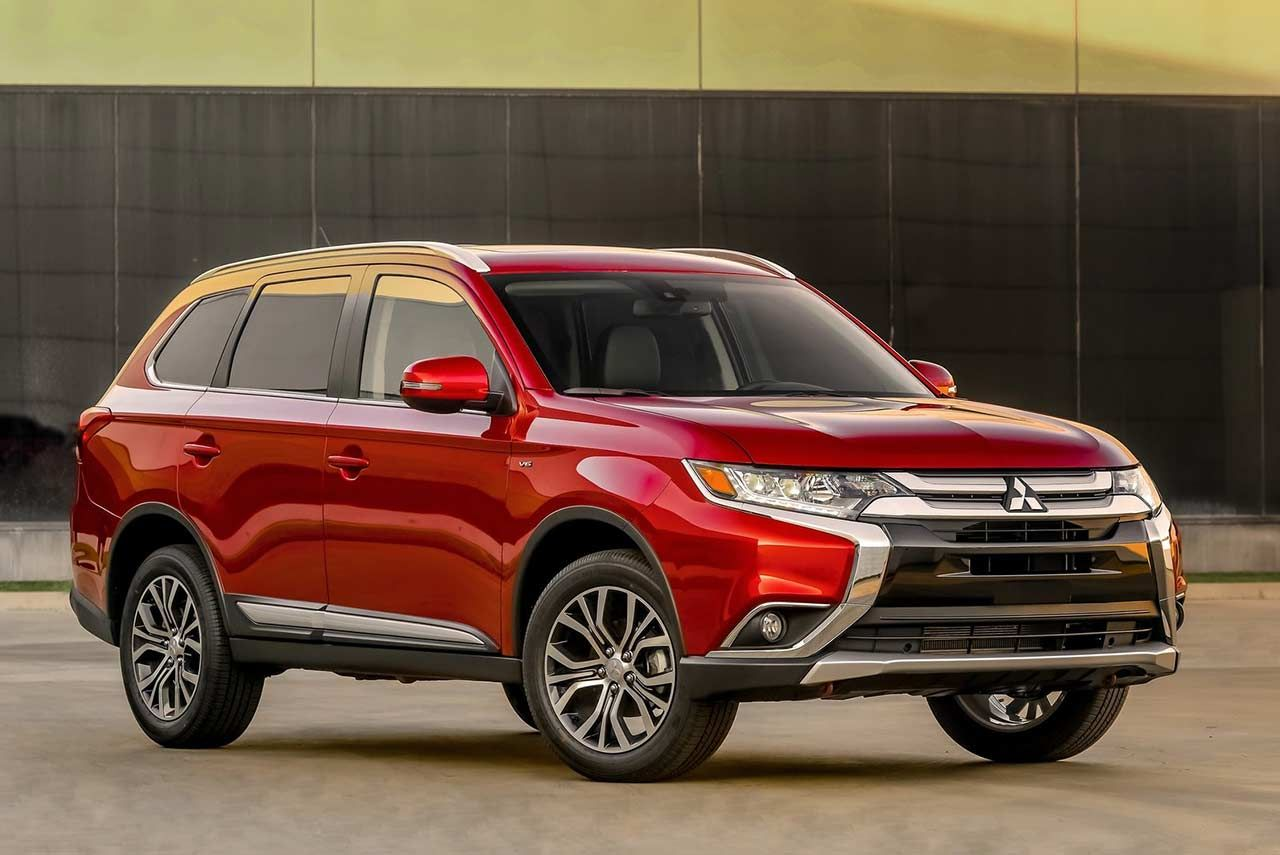 Mitsubishi Had Confirmed That It Will Be Launching Its Mid Size Suv The Outlander In India The Company Has Now Started Mitsubishi Outlander Outlander New Cars