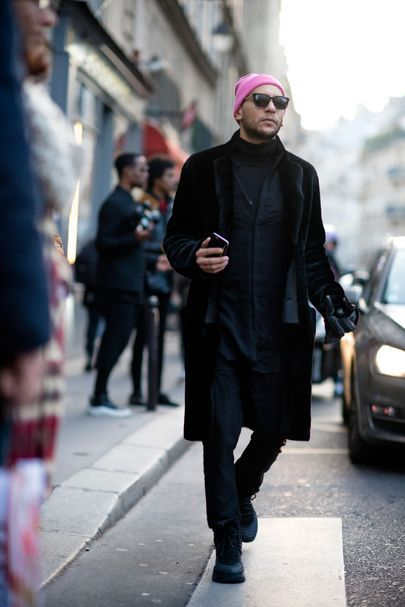 The strongest street style at Paris Fashion Week AW17