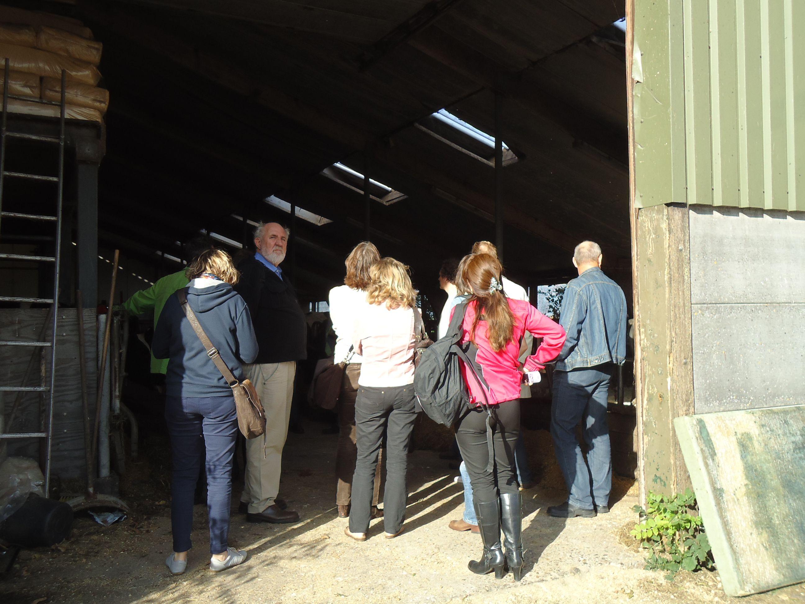 Wij vertellen u graag over onze werkzaamheden op de boerderij Hoeve Meerzicht.