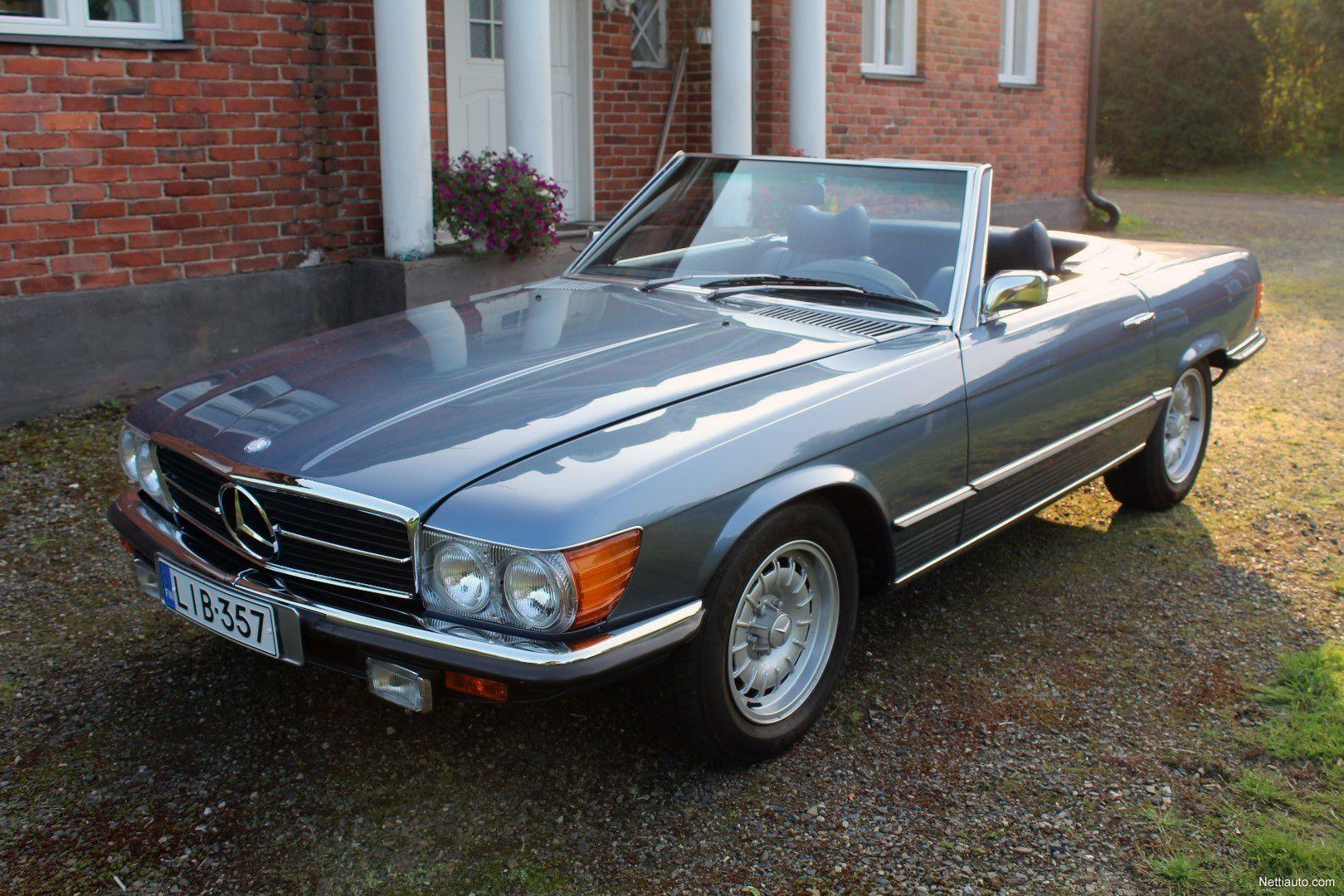 1979 Mercedes 450SL 107 Fuel Injector