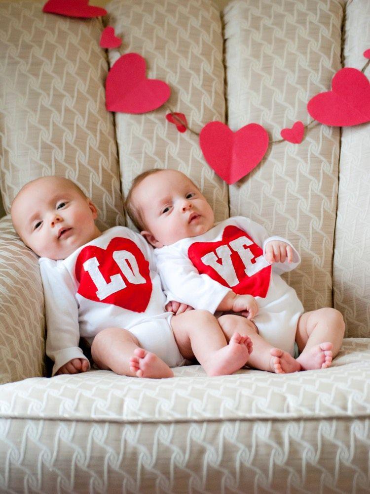 Originelle Geschenke Fur Zwillinge Zur Geburt Selber Machen Deko