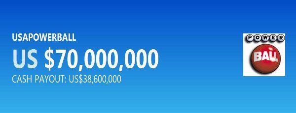 LoteriaNacionalExtra € 105 million Powerball $ 70 million LaPrimitiva € 48 million SuperEnaLotto € 23,6 million EuroJackpot € 17 million EuroMillions € 15 million  Choose the: http://www.moje-obchody.cz/en/online-betting/