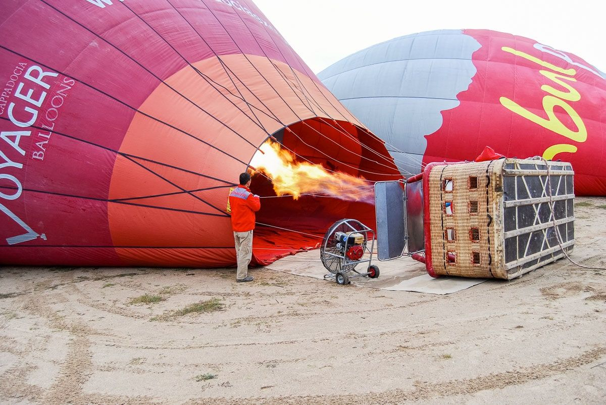 Read This Before Hot Air Ballooning in Cappadocia Hot