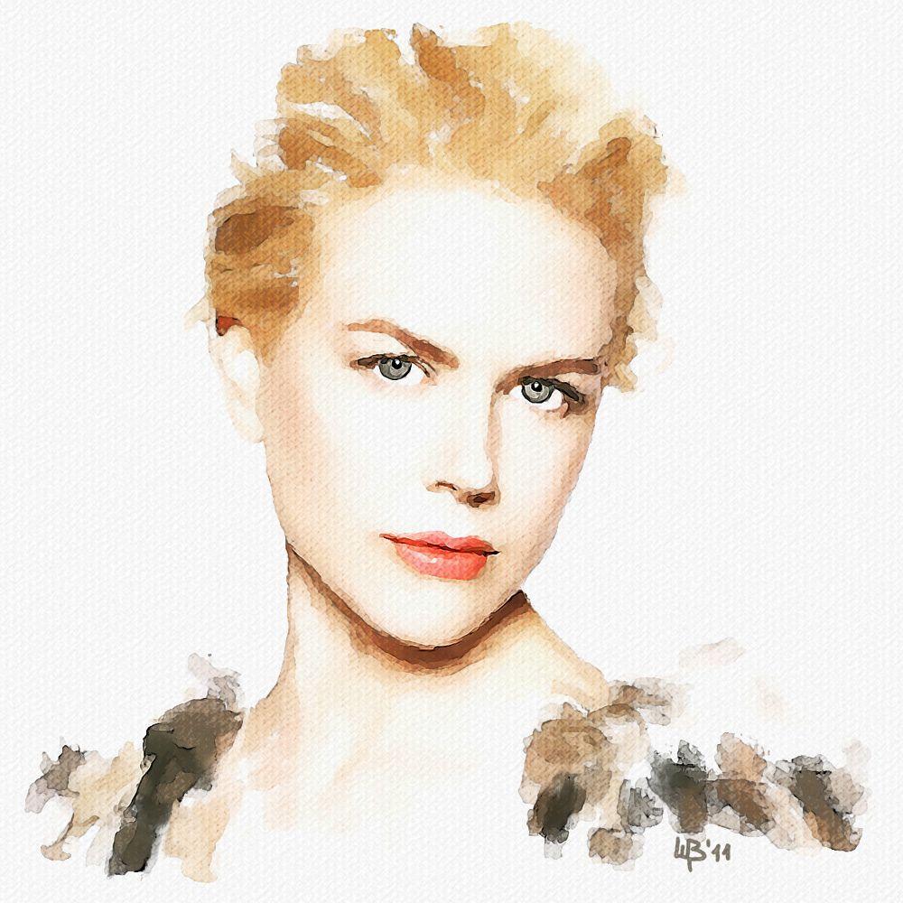 #384 Nicole Kidman   por piker77