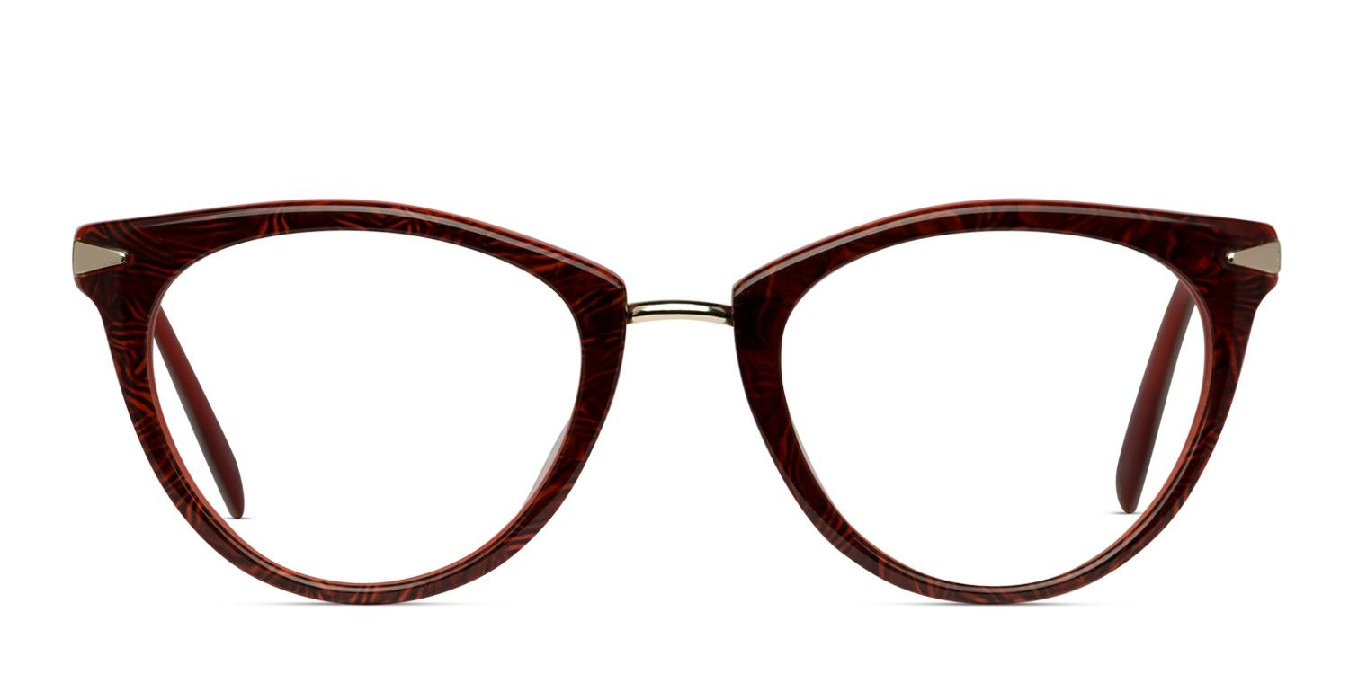 The Reese is a full-rim cat eye frame with a retro design. Constructed from premium acetate with smart matte finishes this frame will add instant-style.