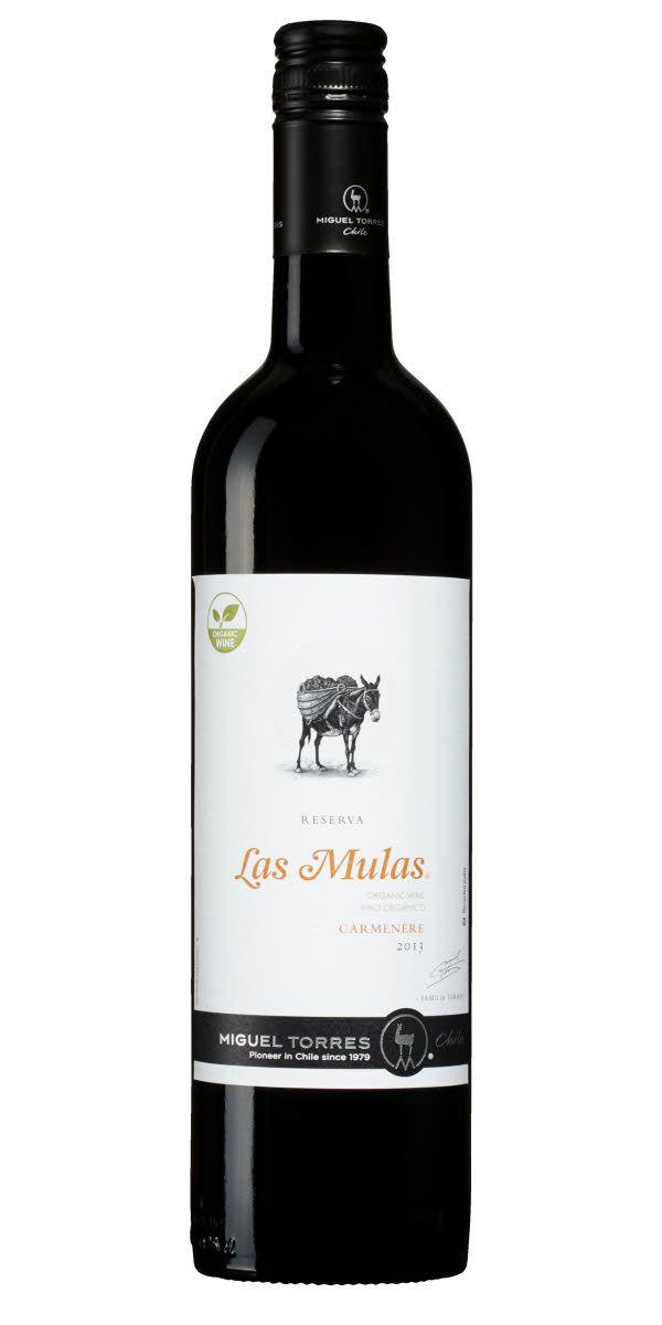 4 getingar Leva & Bo, Chile, 2362, 85 kr. Torres Las Mulas. Ekologiskt. GEnerös, smidig stil. Toner av svarta vinbär, blåbär, örter. Till lammfärsburgare m mynta el kryddig grönsaksgruta m couscous