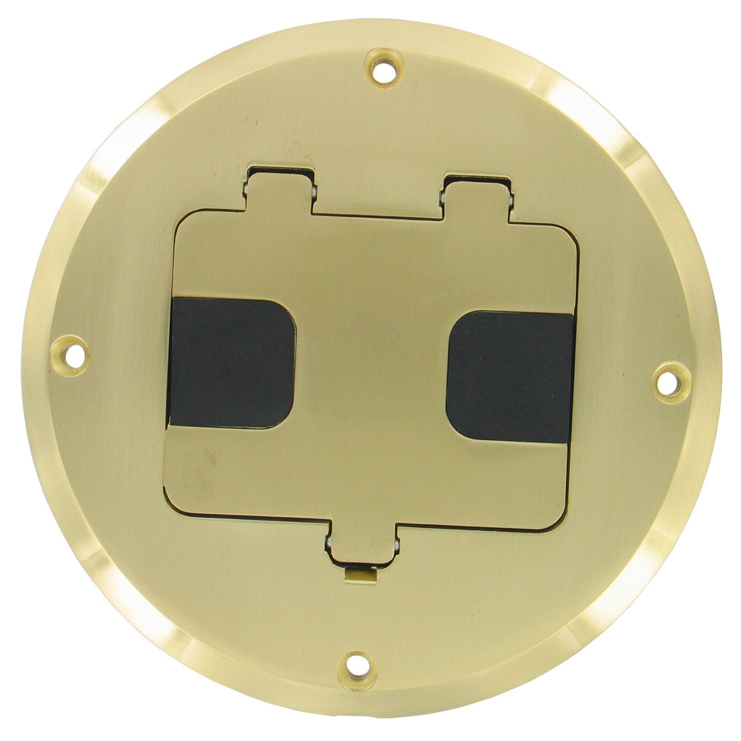 Concealed Receptacle Floor Box Kit Gurus Floor