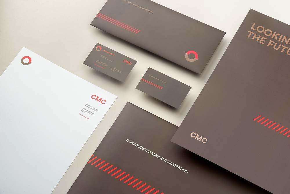 CMC – Brand Identity
