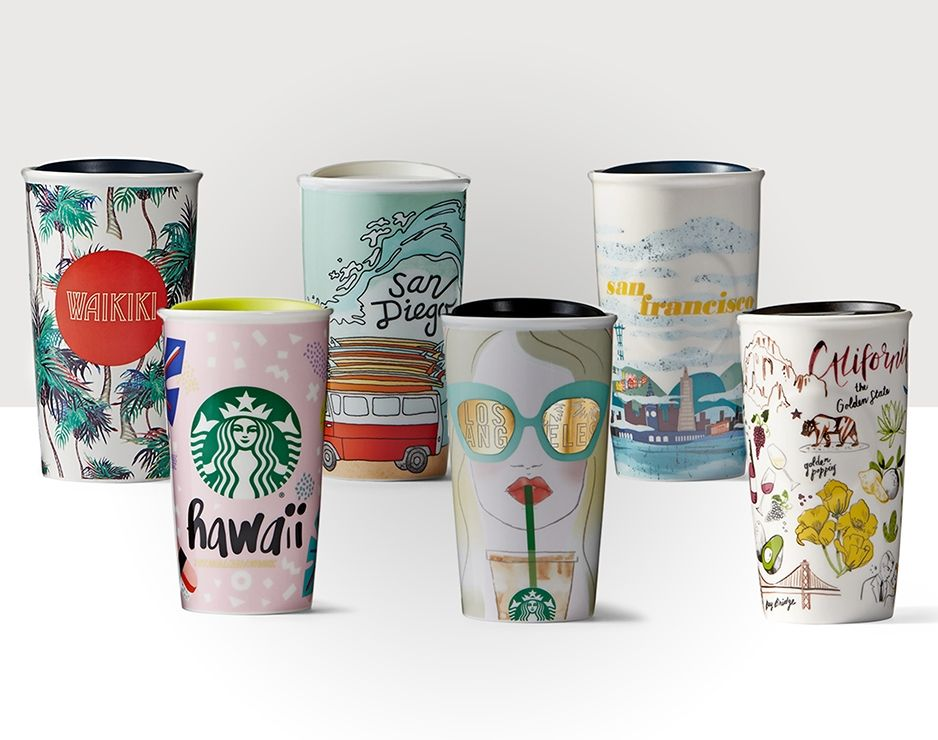 Starbucks Local Collection Celebrates Favorite Places