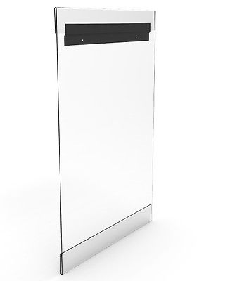 awesome Clear Acrylic Plexiglass Lucite Poster Frame Wall Mount ...
