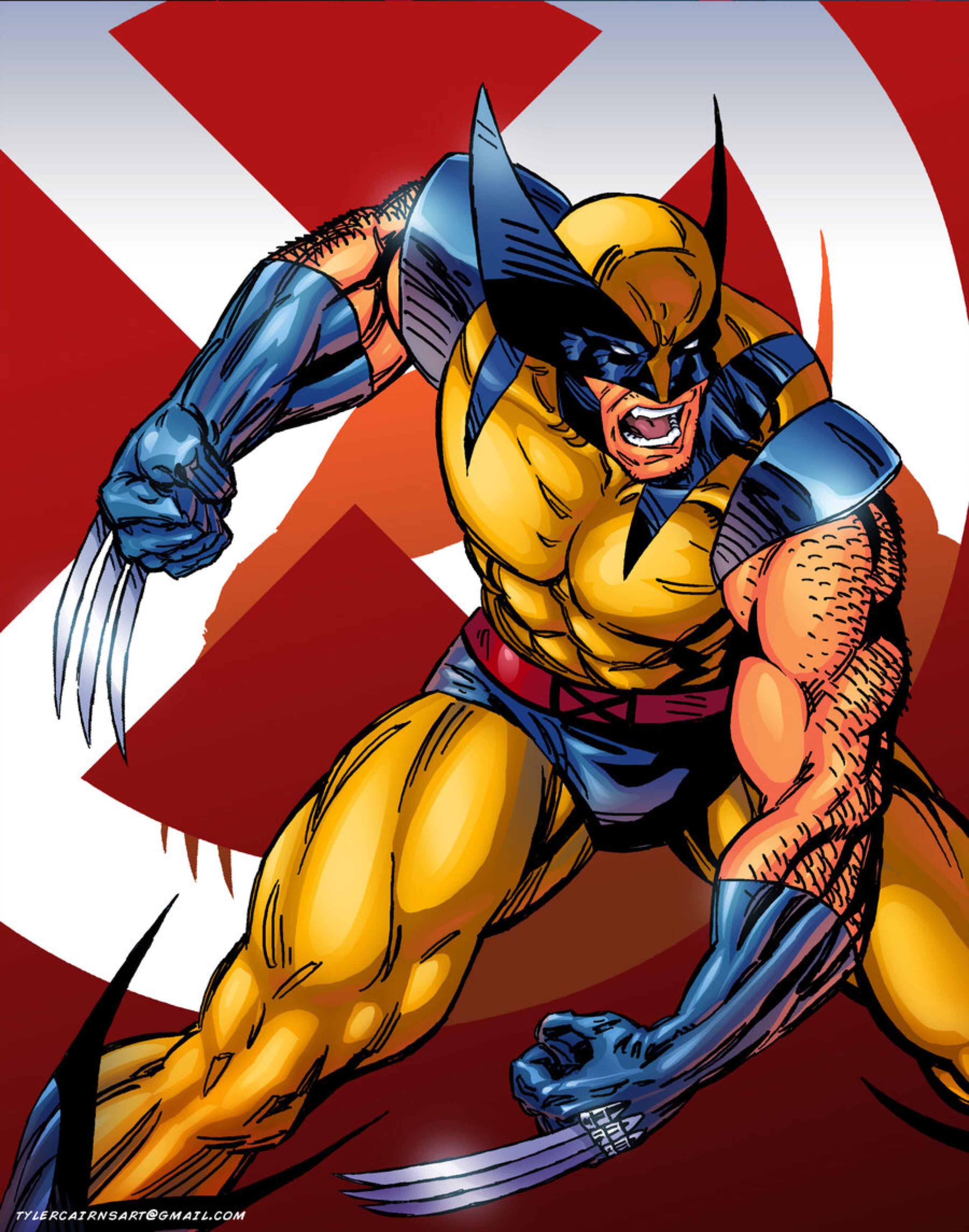 X Men Wolverine Universo Marvel Wolverine Marvel Wolverine Wolverine Comic