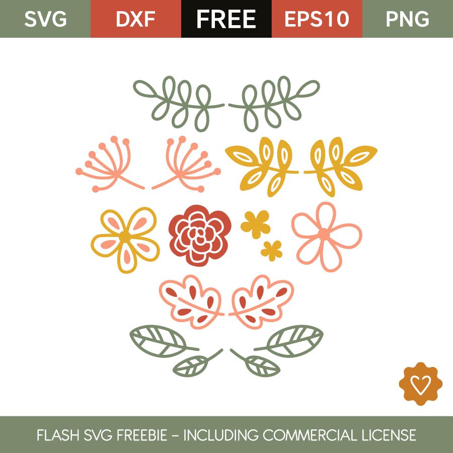 Flash Freebie - Free Commercial License | Cricut Files