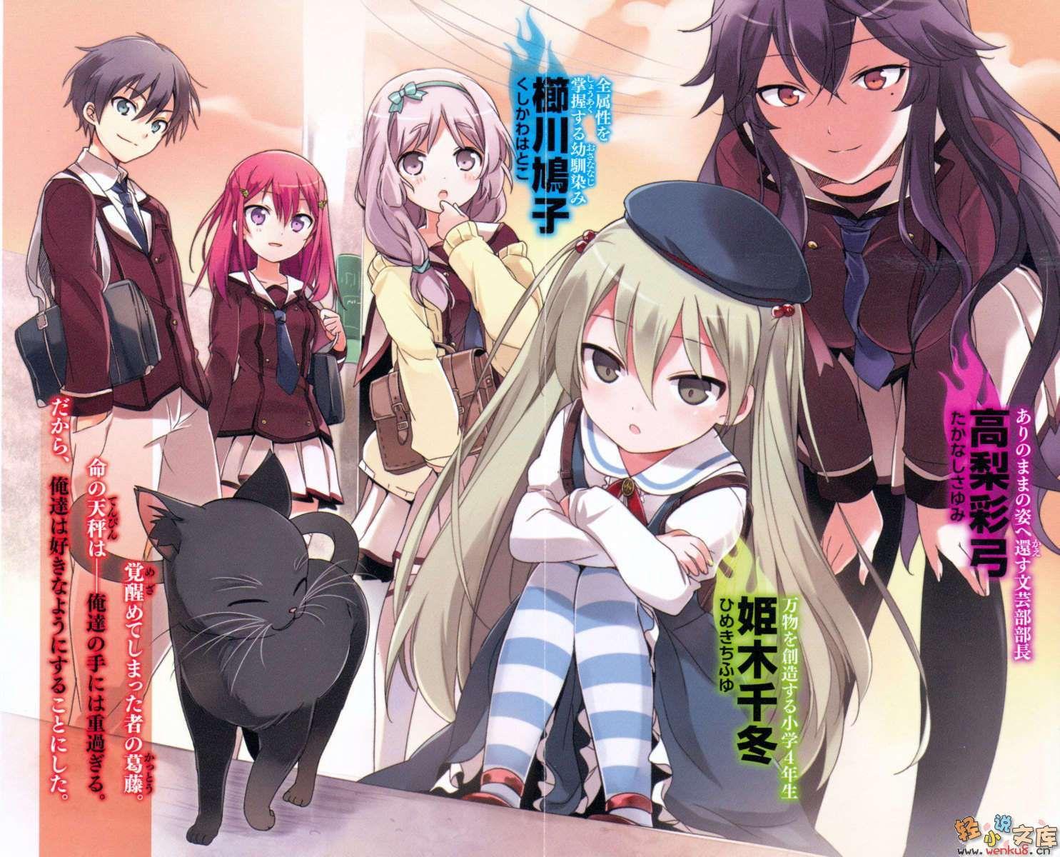 Image result for inou battle wa nichijou kei no naka de