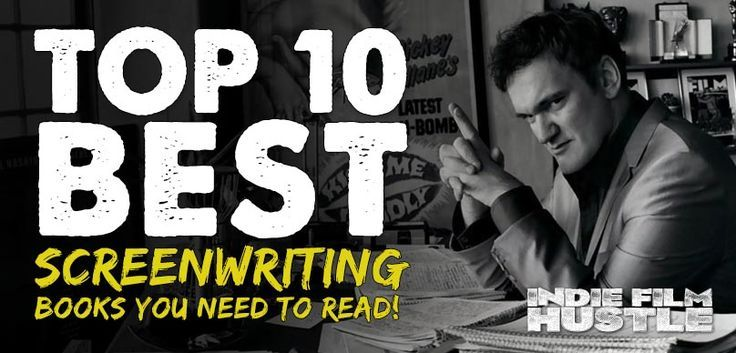 When I starting out as screenwriter I wanted to know which screenwriting books should read. We put together our Top Ten Screenwriting Books list together.
