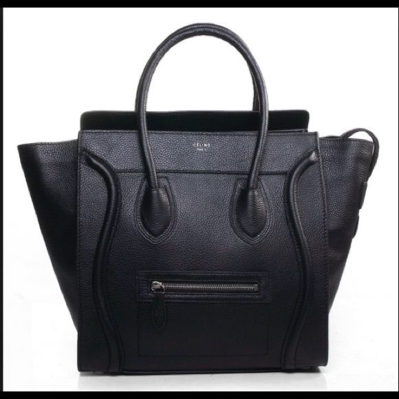 d106836e9c Celine mini luggage pebbled Brand new. Size medium.price reflects  authenticity. All items such as dust bag