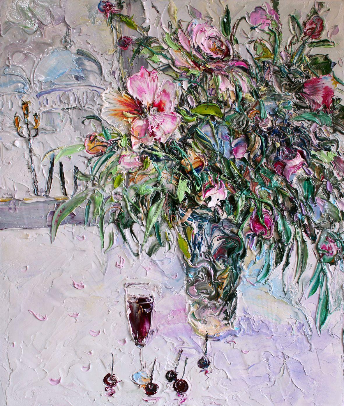 Last day in Venice, Yuriy Grebenyuk, Oil on canvas, 65*55 cm, 26