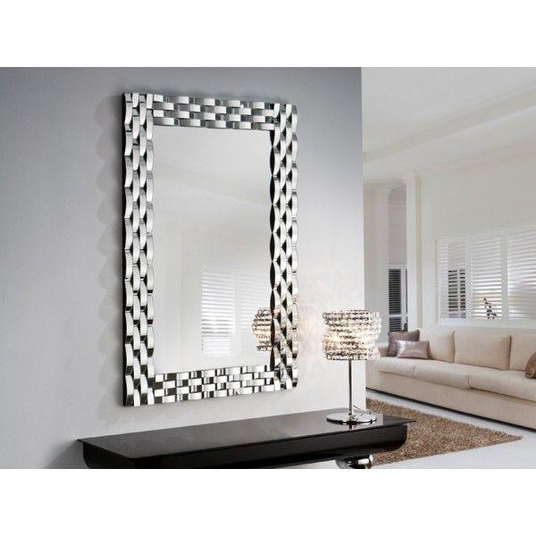 Espejos de cristal biselados buscar con google espejos for Espejos biselados para comedor
