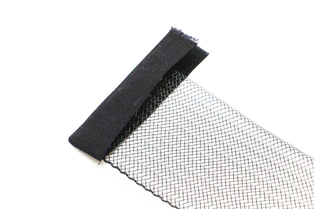 Tutorial // How to sew a horsehair braid hem | Costura y Patrones
