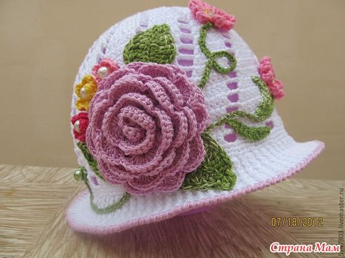 crochet cute caps and hats for your baby | make handmade, crochet, craft