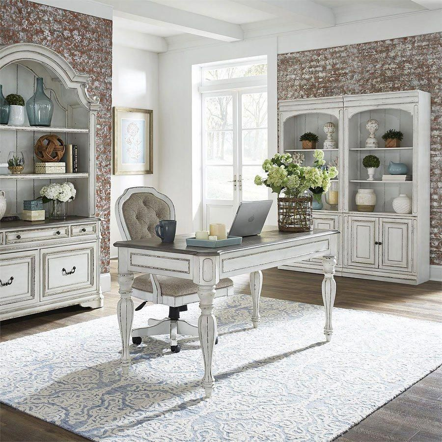 Magnolia Manor Home Office Set In 2020