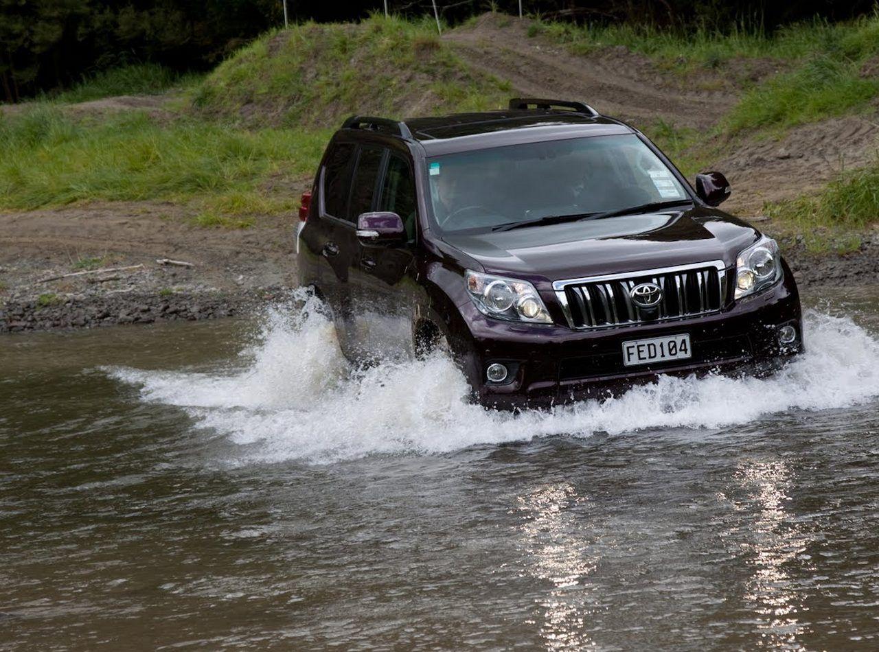 Toyota land cruiser toyota prado 2012 picture 1