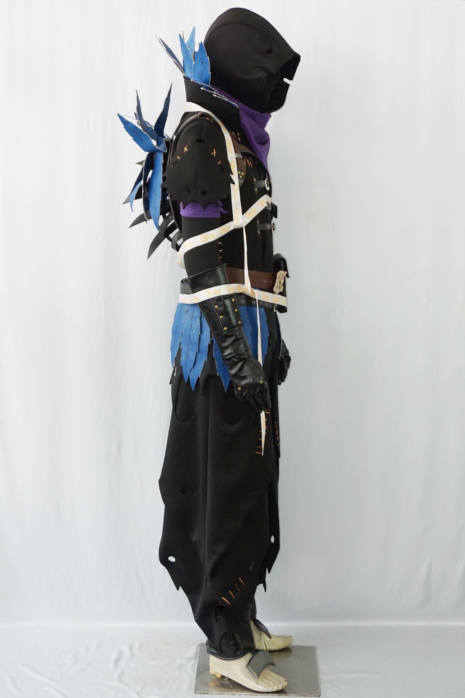 Fortnite Raven Cosplay Costumes Cosplaymagic Com Halloween