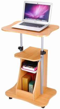 Top 10 Best Rolling Laptop Carts In 2020 Idsesmedia In 2020 Desk Laptop Desk Mobile Stand