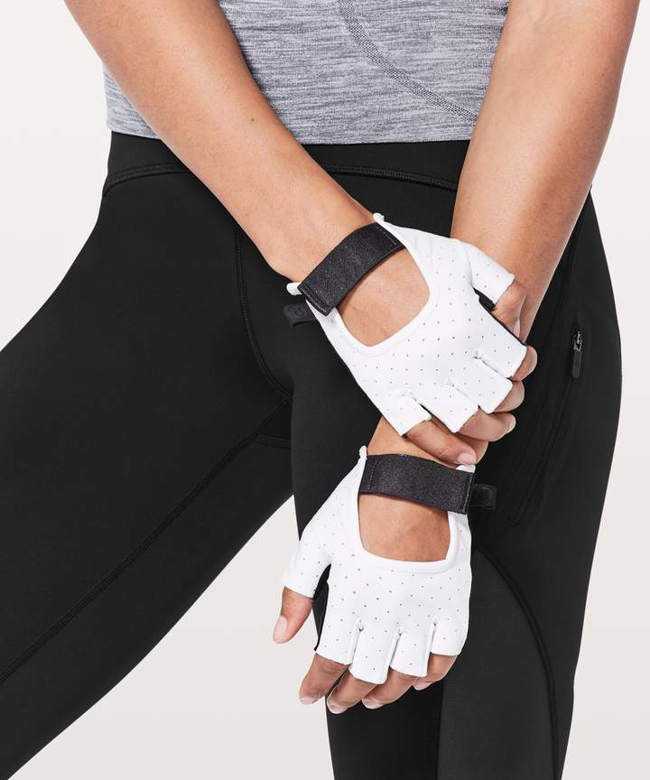 844eabdbaeaf29 Lululemon Uplift Training Gloves