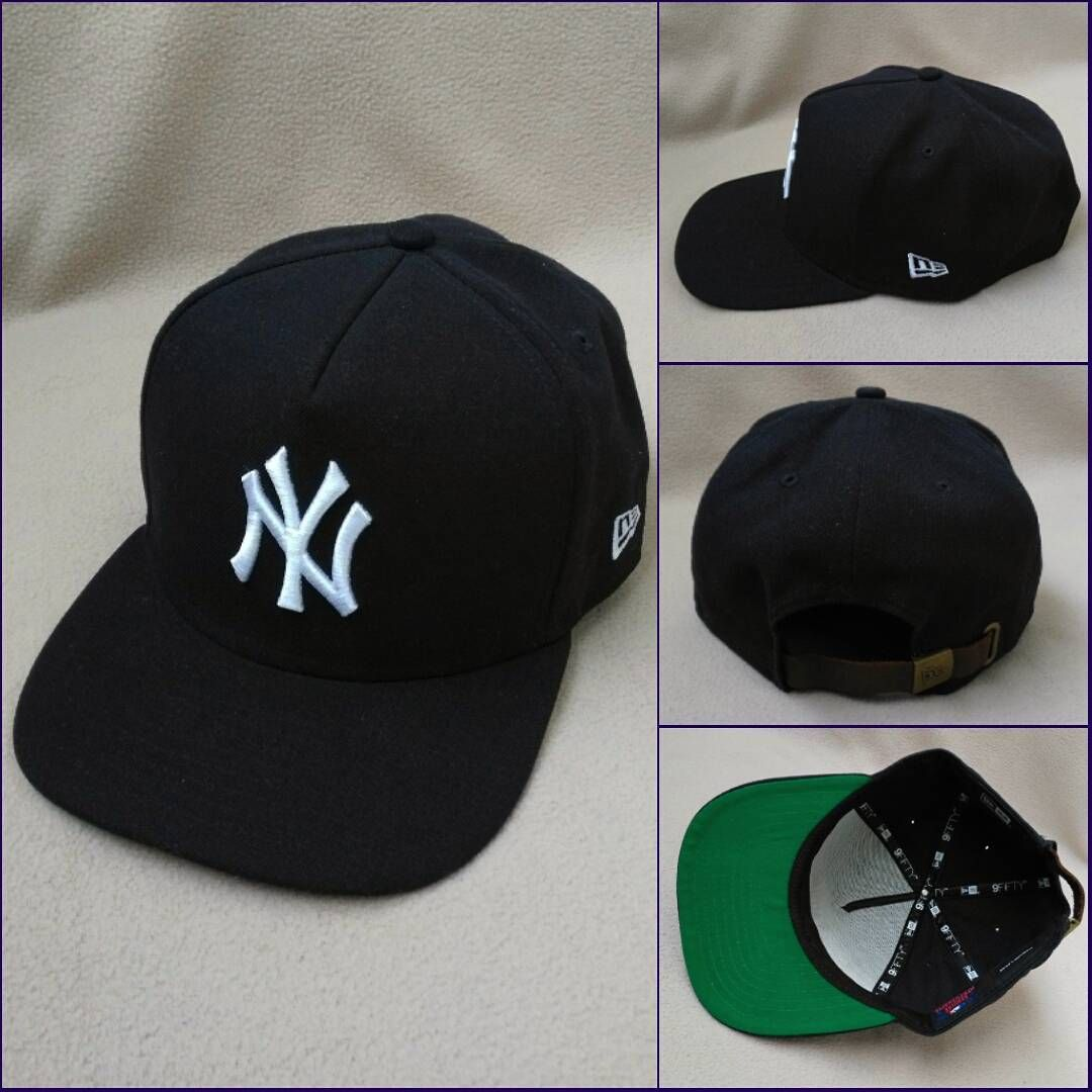 ... best price cap of the day new era ny yankees a frame 9fifty newera  987dc 145da 0400eb773f70