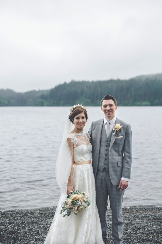Flossy and Dossy - vintage style wedding dress Glasgow - Flossy and ...
