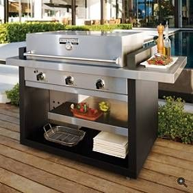 If you kill it, I'll grill it... with this bad boy. Only $3K :-(