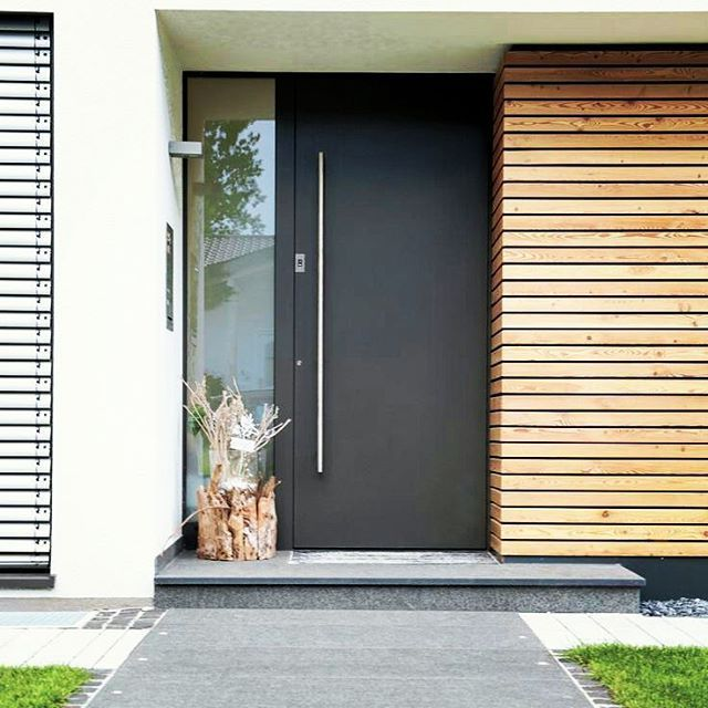 Modernhouse Houseplans Housedesign Modernhouseplans Designofhouse Contemporaryhouse Co Contemporary Front Doors Modern Entrance Door Front Door Design